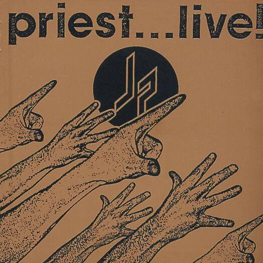 Image of   Judas Priest Priest ... Live! 2-CD standard