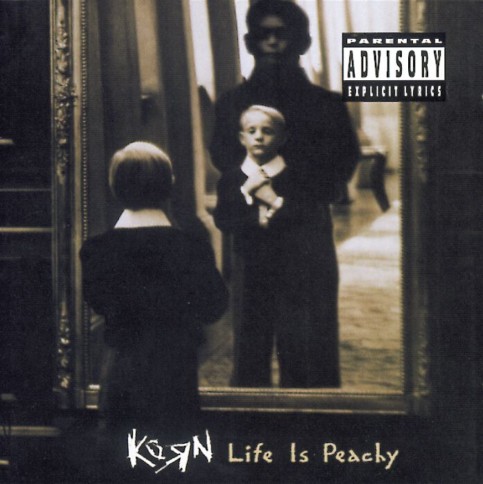 Image of   Korn Life is peachy CD standard