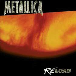 Metallica Re-load CD Standard