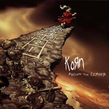 Image of   Korn Follow the leader CD standard