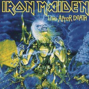 Image of   Iron Maiden Live after death 2-CD standard