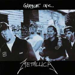Image of   Metallica Garage Inc. 2-CD standard