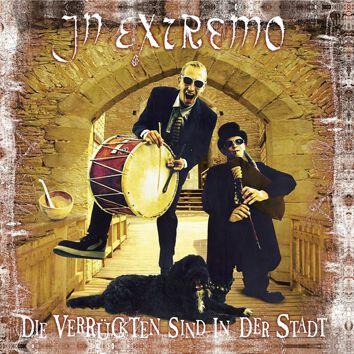 In Extremo Die Verrückten sind in der Stadt CD ...