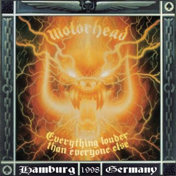 Image of   Motörhead Everything louder than everyone else 2-CD standard