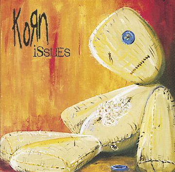 Image of   Korn Issues CD standard