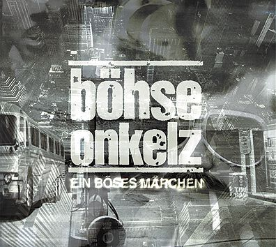 Image of   Böhse Onkelz Ein böses Märchen aus 1000 finsteren Nächten CD standard