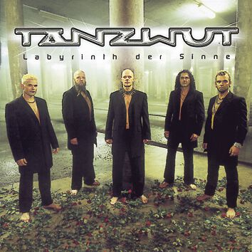 Tanzwut Labyrinth der Sinne CD standard