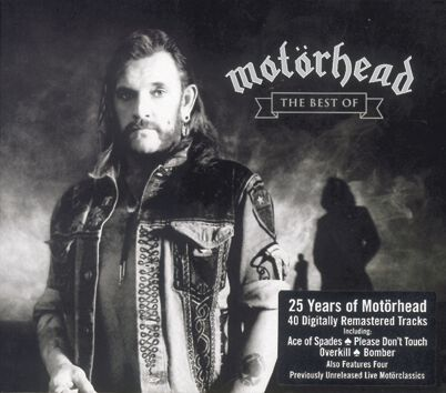 Image of   Motörhead Best of 2-CD standard