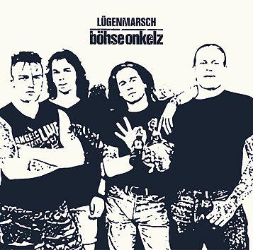 Image of   Böhse Onkelz Lügenmarsch CD standard