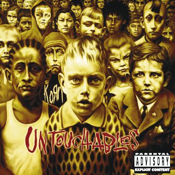 Image of   Korn Untouchables CD standard