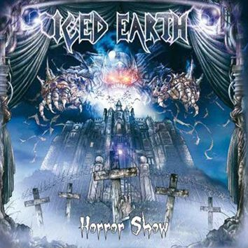 Image of   Iced Earth Horror show CD standard