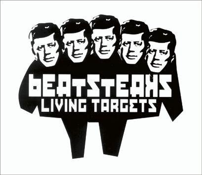 Image of Beatsteaks Living targets CD Standard