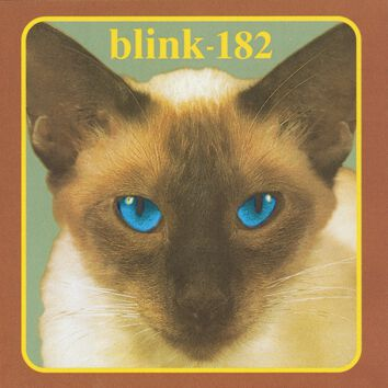 Blink 182 Cheshire cat CD Standard