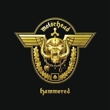 Image of   Motörhead Hammered CD standard