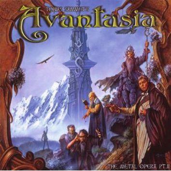 Image of Avantasia The Metal opera pt. II CD Standard