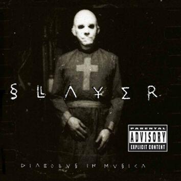 Image of   Slayer Diabolus in musica CD standard