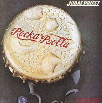 Image of   Judas Priest Rocka rolla CD standard