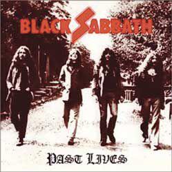 Image of   Black Sabbath Past lives - Live at last 2-CD standard