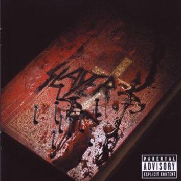 Image of   Slayer God hates us all CD standard