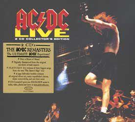Image of   AC/DC Live at Donington 2-CD standard