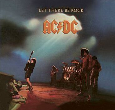 Image of   AC/DC Let there be Rock CD standard