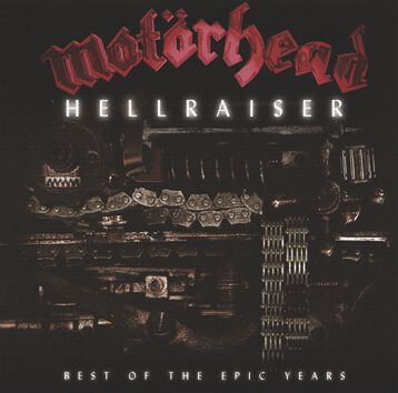 Image of   Motörhead Hellraiser - Best of the Epic years CD standard