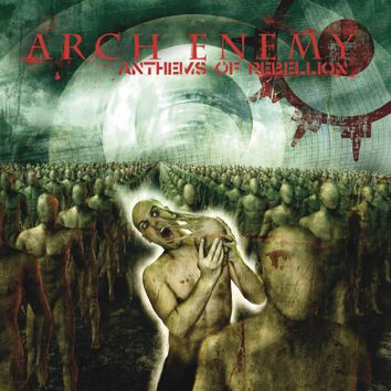 Image of   Arch Enemy Anthems of rebellion CD standard