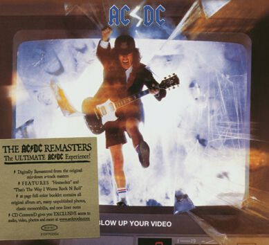 Image of   AC/DC Blow up your video CD standard