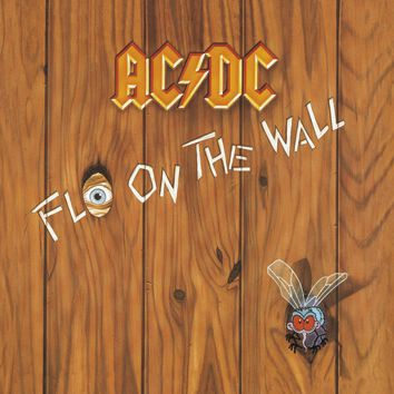 Image of   AC/DC Fly on the wall CD standard