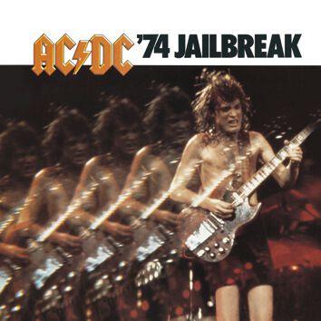 Image of   AC/DC '74 Jailbreak EP-CD standard