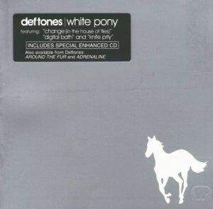 Deftones White pony CD Standard