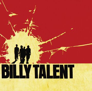 Billy Talent Billy Talent CD Standard