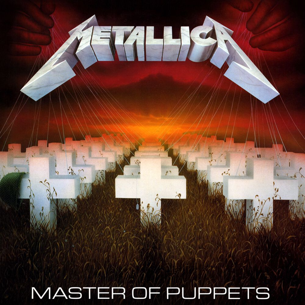 Image of   Metallica Master Of Puppets CD standard