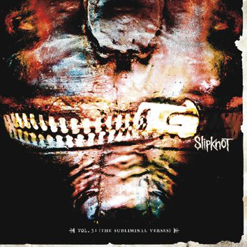 Image of   Slipknot Vol.3: The subliminal verses CD standard
