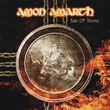 Image of   Amon Amarth Fate of norns CD standard