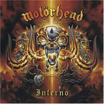 Image of   Motörhead Inferno CD standard