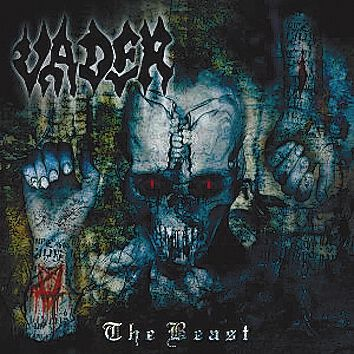 Vader The beast CD standard