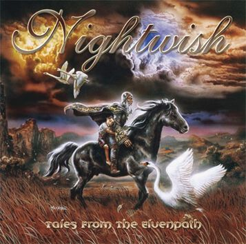 Nightwish Tales from the elvenpath CD standard