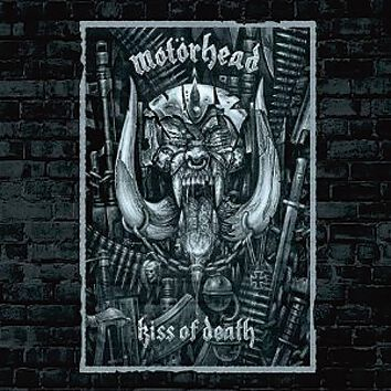 Image of   Motörhead Kiss of death CD Standard