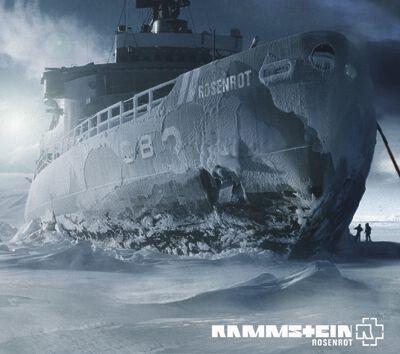 Image of   Rammstein Rosenrot CD standard