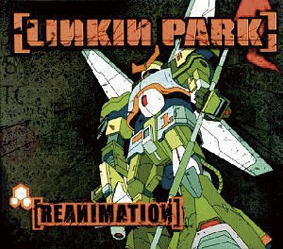 Image of   Linkin Park Re-Animation CD standard