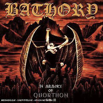 Image of Bathory In memory of Quorthon Vol.III CD Standard