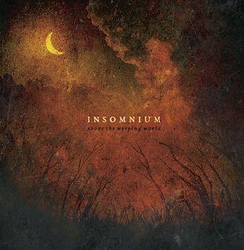 Insomnium Above the weeping world CD Standard