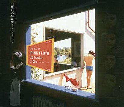 Image of   Pink Floyd Echoes / The best of Pink Floyd 2-CD standard