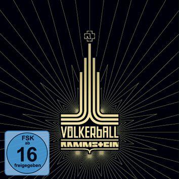 Image of   Rammstein Völkerball CD & 2-DVD Standard