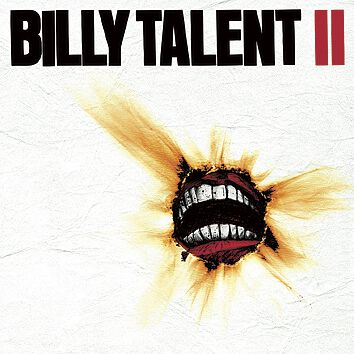 Billy Talent Billy Talent II CD Standard
