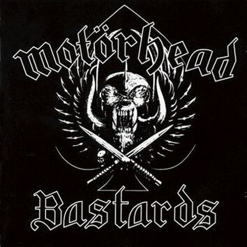 Image of   Motörhead Bastards CD standard