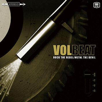 Image of   Volbeat Rock the rebel / Metal the devil CD standard