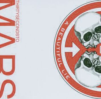 Image of   30 Seconds To Mars A beautiful lie CD standard
