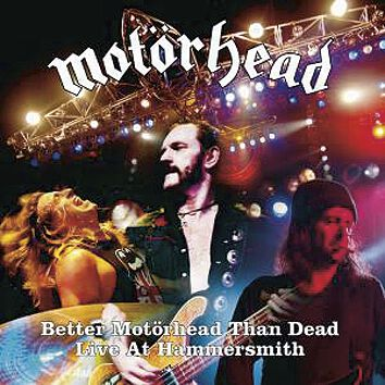 Image of   Motörhead Better Motörhead than dead - Live at Hammersmith 2-CD Standard